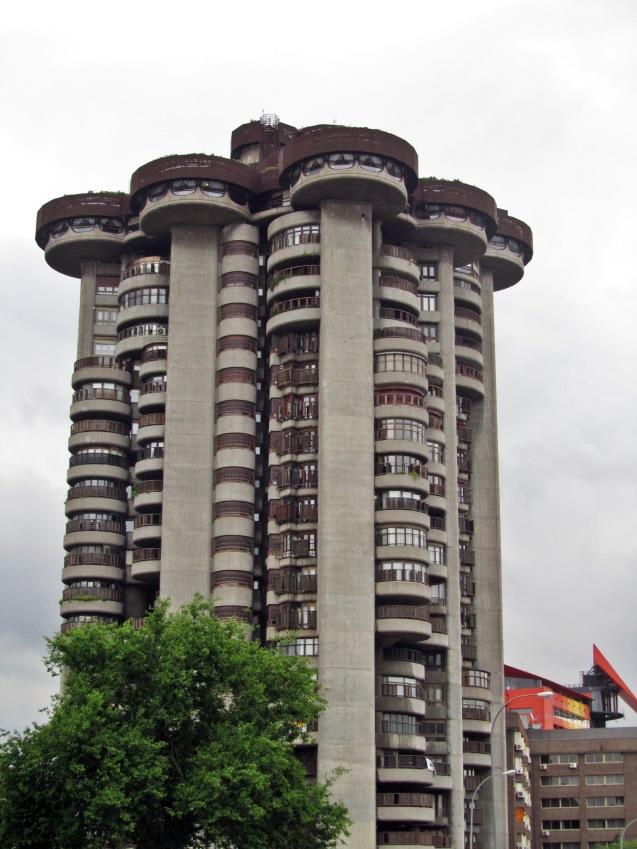torres blancas